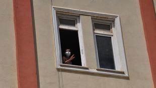 27 inşaat işçisi karantinaya alındı