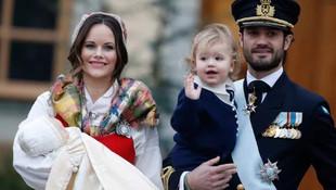 İsveç Prensesi Sofia gönüllü olarak hastanede çalışacak