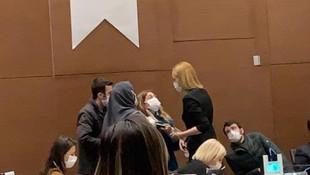A Haber muhabiri Bakan Koca'nın basın toplantısını karıştırdı