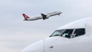 THY, dış hat uçuşlarını 1 Mayıs'a kadar durdurdu