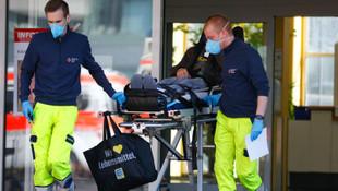 Almanya'da bomba alarmı! Koronavirüs hastanesi tahliye edildi