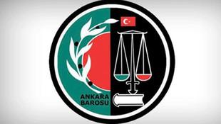 Ankara Barosu'dan İçişleri Bakanlığı'na bağış yanıtı