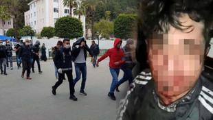 Uyuşturucu sattığı iddiasıyla dövüp kameraya çektiler !