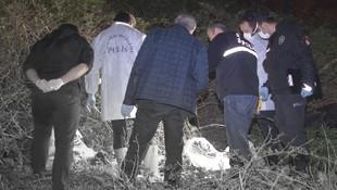 İstanbul'da çuvaldan insan kemiği ve kafatası çıktı