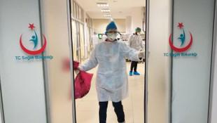 Ankara'da koronavirüse yakalanan sağlık çalışanı sayısı açıklandı