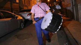 Ramazan davulcularına bahşiş yasaklandı!