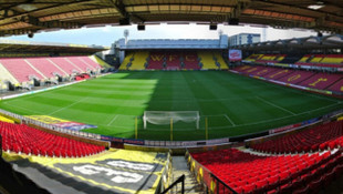 Premier Lig ekibi Watford, futbolcu maaşlarını erteledi