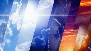 Hafta sonunda hava nasıl olacak ? İşte 5 günlük hava tahmin haritaları