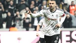 Beşiktaş'ta Burak Yılmaz şoku! Yönetime rest çekti