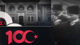 Cumhurbaşkanı Erdoğan'dan 100. yıl paylaşımı !