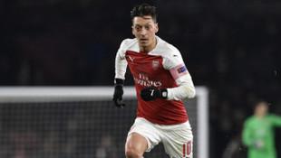 DC United'ın gözü Arsenal'de forma giyen Mesut Özil'de
