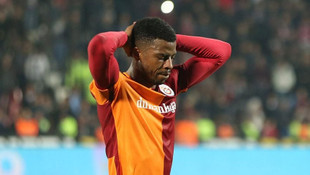 Galatasaray'da Ryan Donk'un acı günü!