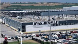 Oyak Renault üretime başlıyor