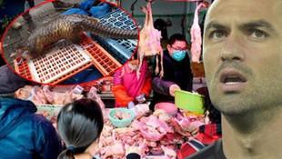 Burak Yılmaz: ''Çin'de yediklerinin yanında köpek iyi kalır''