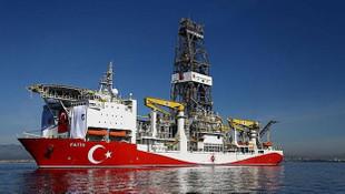 Millî gemi Karadeniz'de ilk sondaja hazırlanıyor