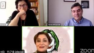 Kaftancıoğlu'ndan ''Joker karikatürü'' göndermesi