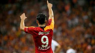 Radamel Falcao menajeri Jorge Mendes'ten transfer açıklaması