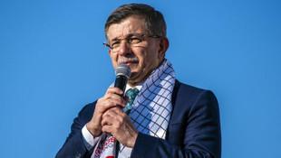 Davutoğlu'ndan AK Parti'ye uyarı: ''Acil açıklayın''