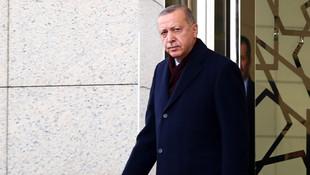 Cumhurbaşkanı Erdoğan'dan CHP'ye sert tepki !
