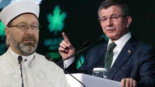 Gelecek Partisi, Diyanet İşleri Başkanı'na destek verdi