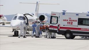 Ambulans uçaklardan da ''Katar'' çıktı!