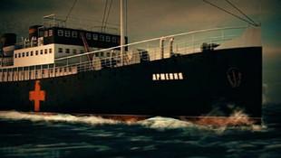 Nazilerin 1941'de batırdığı yolcu gemisi Karadeniz'de bulundu