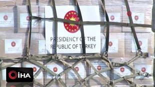 Türkiye'den ABD'ye yarım milyon cerrahi maske!
