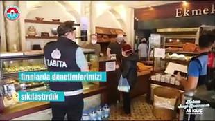 Maltepe'de hijyen denetimleri arttırıldı