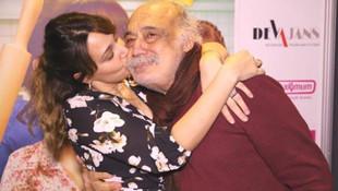Ünlü oyuncu Gupse Özay'ın babası yasak kararına dava açtı