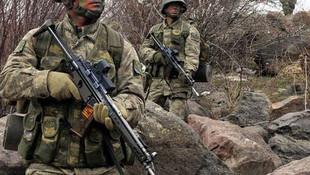PKK'ya ağır darbe! 10 terörist etkisiz hale getirildi