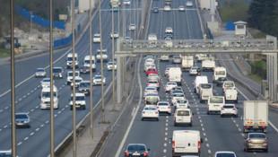 FSM Köprüsü'nde trafik yoğunluğu