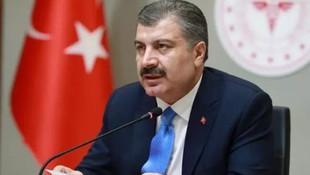 Sağlık Bakanı Koca'dan kritik görüşme