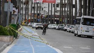O ilimizde sokakta spor yapmak ve iki kişi yürümek yasaklandı