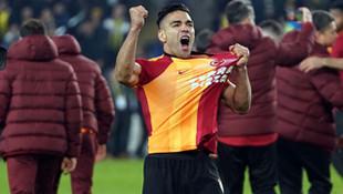 Radamel Falcao'dan Galatasaray kararı