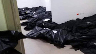 İtalya'da hastalar sokaklarda cenazeler koridorda yatıyor !
