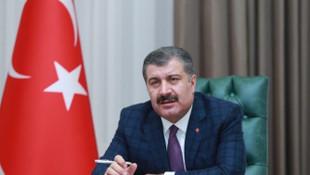 Bakan Koca, İstanbul'daki başhekimlerle görüştü
