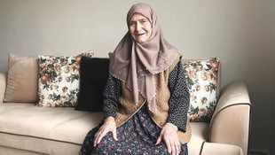86 yaşında koronavirüsü yenen Resmiye teyzeden kötü haber
