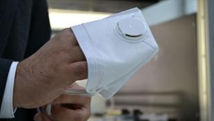Bilim insanları elekrostatik maskeler geliştirdiler