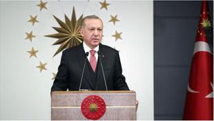 Erdoğan: ''Parayla maske satışı yok, İstanbul'a 2 salgın hastanesı kuruluyor''