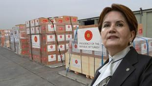 Akşener, Erdoğan'ı topa tuttu: Önce kendi insanına yardım et