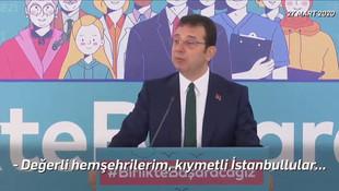İmamoğlu'ndan Erdoğan'a bir teklif daha!