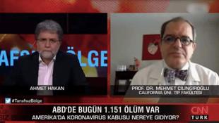 Prof. Dr. Çilingiroğlu'ndan korkutan açıklama: ''7 milyon kişi ölecek''