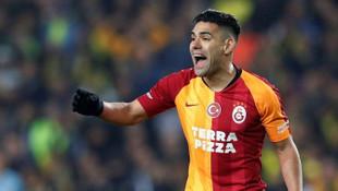 Galatasaray'a Falcao için çılgın teklif!