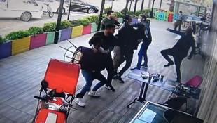 Antalya'da ''maske'' kavgası! Ortalık bir anda karıştı