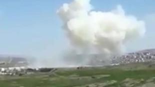 Ankara'da Roketsan fabrikasında patlama! Yaralılar var