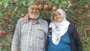 Kayseri'de sobadan zehirlenen çift öldü !