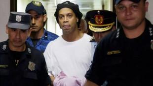 Ronaldinho serbest bırakıldı