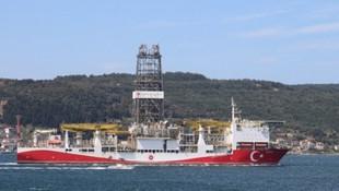 Yerli sondaj gemisi Fatih, Karadeniz'e çıkıyor