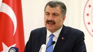 Türkiye'de koronavirüsten can kaybı 812'ye yükseldi