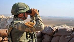 Fırat Kalkanı bölgesinde 8 terörist etkisiz hale getirildi